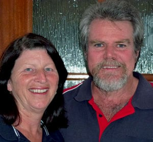 Steve and Kay Fraser Coast