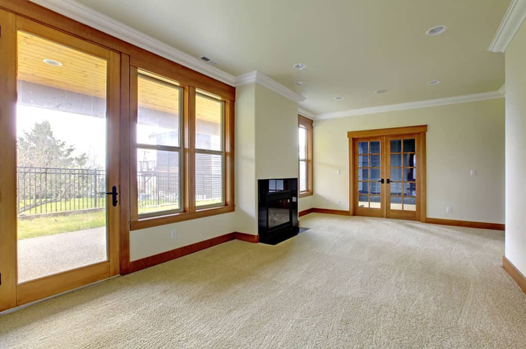 How does carpet cleaning increase the value of your home or office?