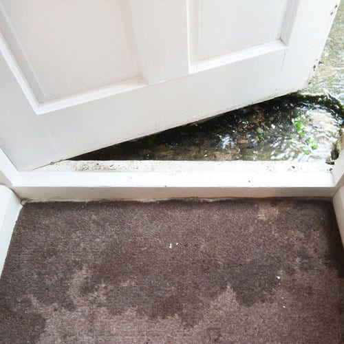 Brisbane carpet water damage restoration