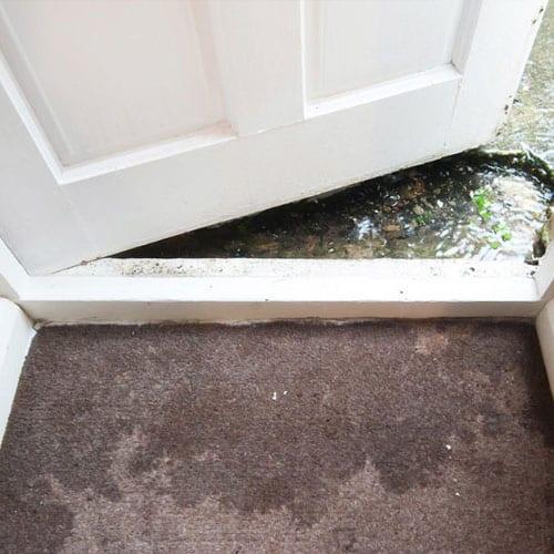 Carpet water damage restoration Bowen Hills
